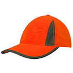 Reflective Insert Safety Cap (3029)
