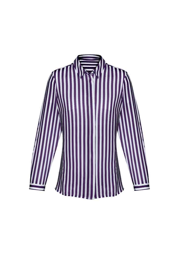 Verona long sleeve shirt ladies simply uniforms for Uniform verona