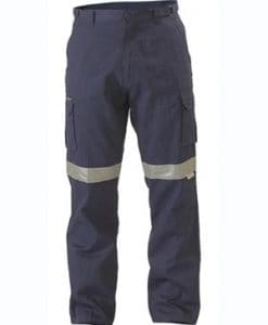 Bisley eight pocket cargo pant with tape (BPC6007T)