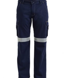 Bisley lightweight cargo pant with tape (BPC6431T)