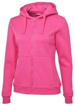 jbs ladies fleecy hoodie