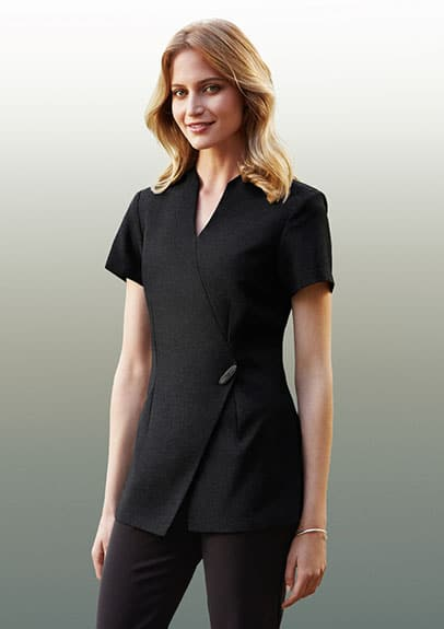 Spa tunic simply uniforms for Spa uniform tunic