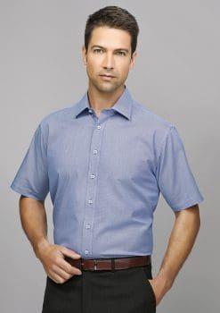 Hudson-Short-Sleeve-Shirt-Mens-1115