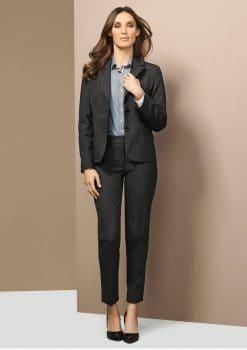 Ladies-Short-Mid-Length-Jacket-Wool-1115