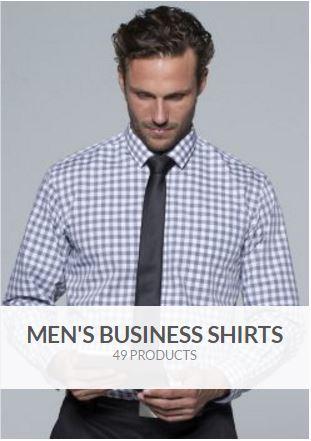 Mens Business Shirts