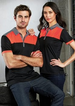 charger polo shirt