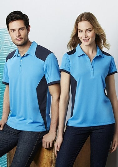 rival polo shirt