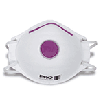 Disposable P1 Respirator with valve