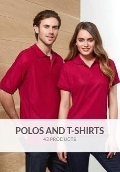Simply Uniforms Polo's and T Shirts
