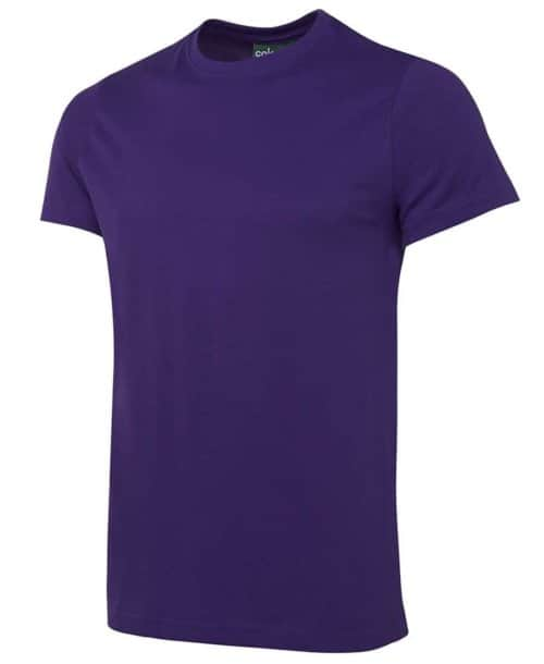 cotton fitted t-shirt