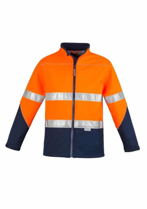 Hi Vis Soft Shell Jacket