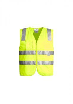 Hi Vis Full Zip Vest