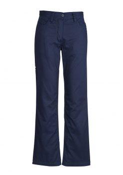Womens Plain Utility Pant