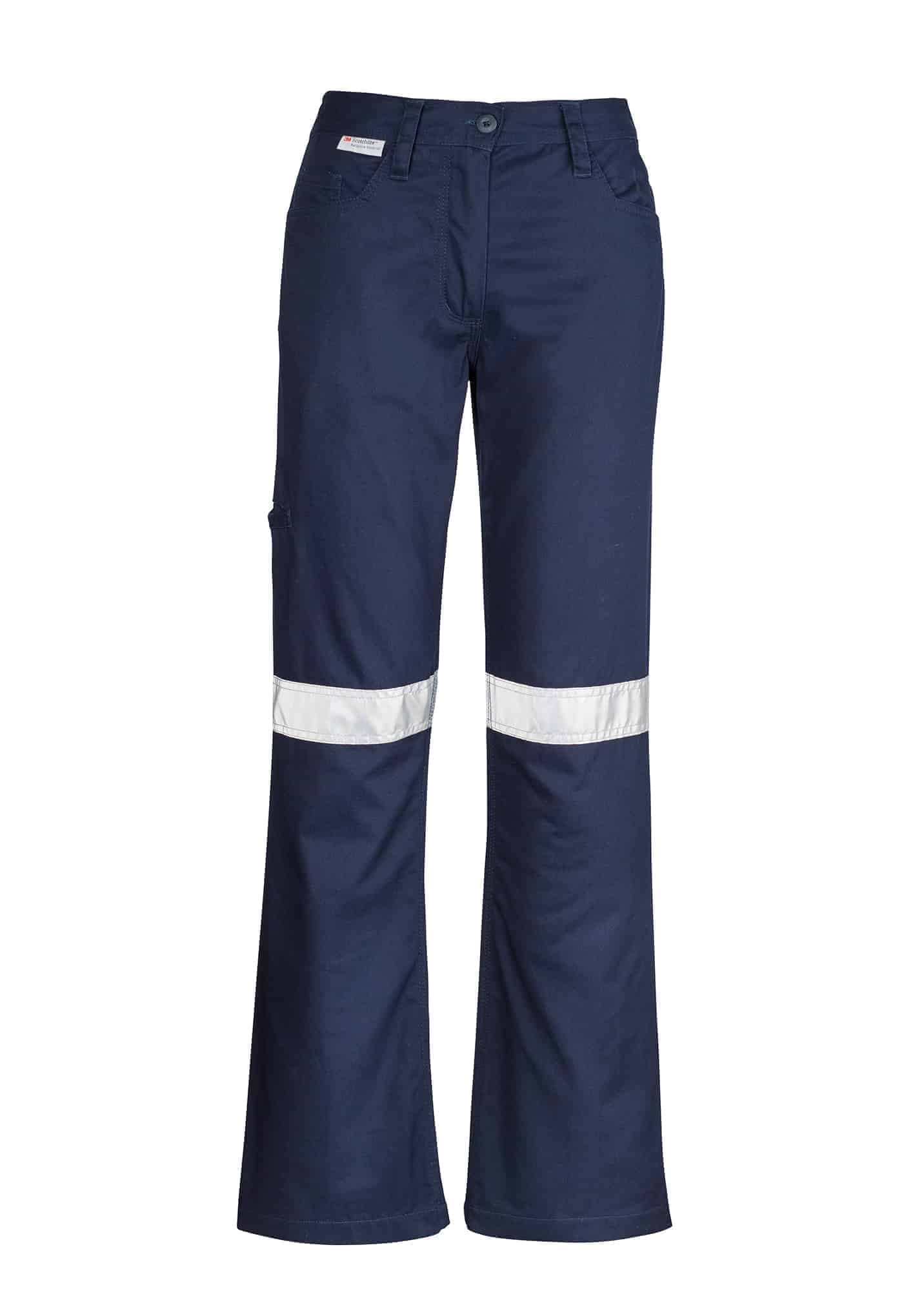 Womens Taped Utility Pant